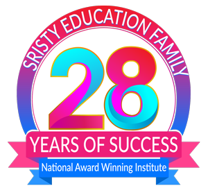 Sristy-28-years-of-success-logo